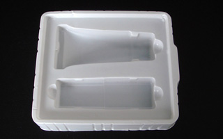 0.45mm White Cosmetic PS Tray