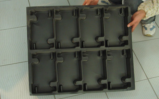 1mm Auto-parts PS Transmitting Tray
