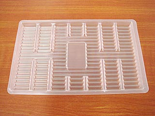 0.4mm Food PP Blister Tray
